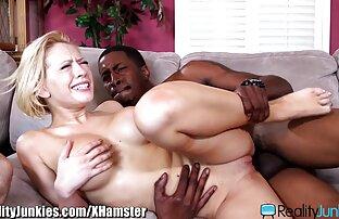سوزان طول می سکس خاله الکس کشد یک سفید و یک سیاه و سفید دیک