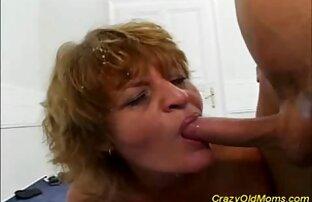 دختر, داغ عکسهای سکسی خاله میترا در یک کرست چرم می شود توسط