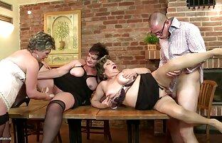 ماساژ سکسی درمانگران Kira Noir و کالی رز تا عکس های سکسی خاله میترا به حال یک